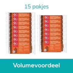Low Carb dieet | GG Bran | Crispbread Vezelrijk | Cracker met pompoenzaden | Dieetwebshop.nl