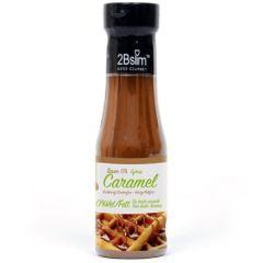2BSlim Caramel Syrup caloriearm | Dieetwebshop.nl