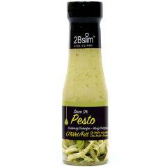 2BSlim Saus Pesto caloriearm | Dieetwebshop.nl