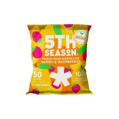 5th Season | Freeze-Dried Fruits | Mango & Raspberries | Caloriearm