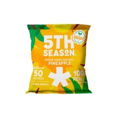 5th Season | Freeze-Dried Fruits | Organic Pineapple | Vezelrijk