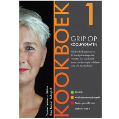 Grip op koolhydraten | Kookboek 1 | Low Carb | Dieetwebshop.nl