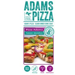 Eiwitrijke pizza | Adam's Pizza | Adamo | Dieetwebshop.nl