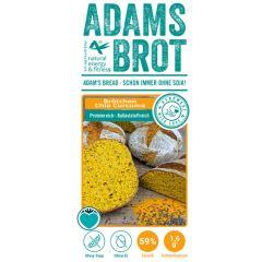 Eiwitrijke broodjes | Adams Brot | Brotchen Chia-Curcuma | Dieetwebshop.nl