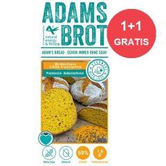 Adams Brot | Brotchen Chia-Curcuma | Koolhydraatarm broodmix | Dieetwebshop.nl