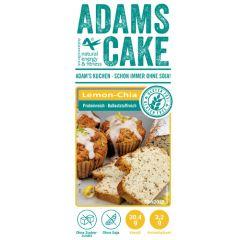 Proteïnerijk | Adams Cake | Lemon Chia | Dieetwebshop.nl