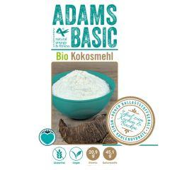 Adams Basic | Kokosmeel | Sugar free | Dieetwebshop.nl