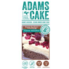 Eiwitrijke cake | Adams Cake | basis Kuchenmischung | Dieetwebshop.nl
