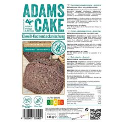 Koolhydraatarm | Adams | Kruidcake (Gewürzkuchen) | Dieetwebshop.nl