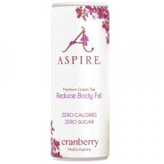 Suikervrij drankje | Aspire | Healthy Vitality | Cranberry | Dieetwebshop.nl