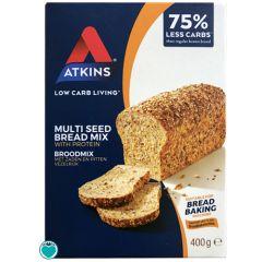 Proteïnerijk brood | Atkins | Keto Broodmix | Dieetwebshop.nl