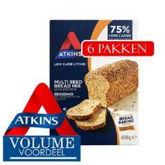 Caloriearm | Atkins | Broodmix | Doos | Dieetwebshop.nl