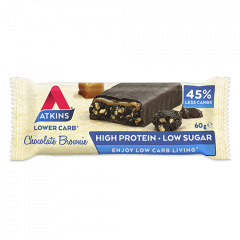 Atkins | Chocolate Brownie | Low Carb | Dieetwebshop.nl
