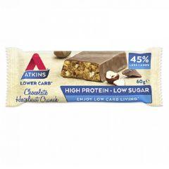 Caloriearm | Atkins | Chocolate Hazelnut Crunch | Dieetwebshop.nl