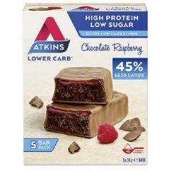 Ketogeen | Atkins | Chocolate Raspberry | Doos | Dieetwebshop.nl