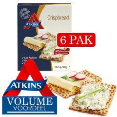 Atkins | Crispbread Knäckebrood | Low Carb | Dieetwebshop.nl
