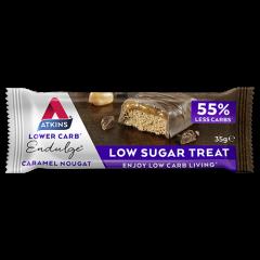 Atkins | Endulge | Caramel Nougat | Keto Reep | Low Carb | Dieetwebhop.nl