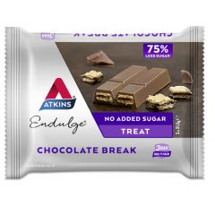 Atkins | Endulge | Chocolate Break  | Low Carb | Dieetwebshop.nl