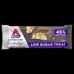 Atkins | Endulge | Peanut Caramel | Keto Bar | Dieetwebshop.nl