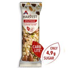 Keto Reep | Atkins | Harvest | Dark Chocolate Sea Salt Caramel | Dieetwebshop.nl