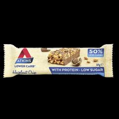 Atkins | Hazelnut Crisp bar | Caloriearm | Dieetwebshop.nl