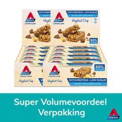 Keto Bar | Atkins | Hazelnut Crisp Bar | Doos | Dieetwebshop.nl
