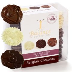 Bestel Balance Crocants chocolade bij Dieetwebshop.nl | Low Carb Dieet | Vetvrij Dieet
