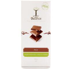 Balance | Heerlijke chocolade zonder toegevoegde suiker | Dieetwebshop.nl | Low Carb Dieet | Vetvrij Dieet