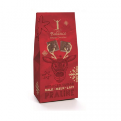 Balance Christmas gift box | Melk Praline | Suikerarm | Low Carb