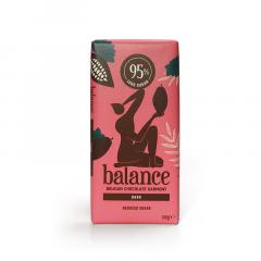 Keto Snack | Balance | Tablet | Pure Chocolade | Dieetwebshop.nl