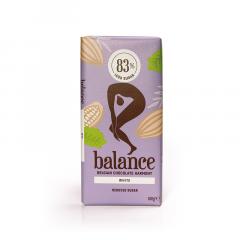 Balance | Tablet | Wit | Laag in suikers | Low Carb | Dieetwebshop.nl