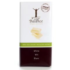 Balance | Tablet | Wit | Laag in suikers | Low Carb | Dieetwebshop.nl