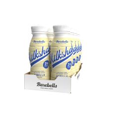 Caloriearme shake | Barebells | Proteine Milkshake | Vanille | Dieetwebshop.nl