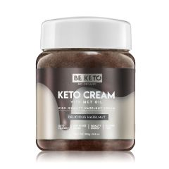 Be Keto | KETO Cream | Delicious Hazelnut | Keto dieet