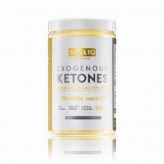 Ketogeen   Be Keto   Exogenous Ketones   Tropical Mango