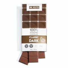 Be Keto | KETO Chocolate + MCT | Original Dark | Koolhydraatarm dieet
