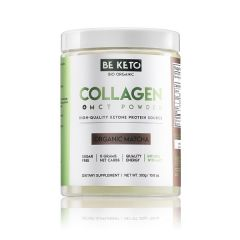 Be Keto | KETO Collageen + MCT | Organic Matcha | Proteïnerijk