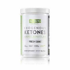 Be Keto | Exogenous Ketones | Fresh Lime | Koolhydraatarm dieet