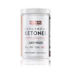 Be Keto | Exogenous Ketones | Juicy Peach | Koolhydraatarm dieet