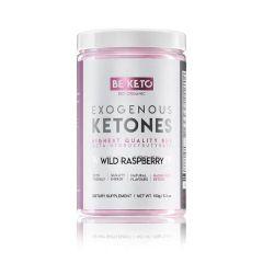 Be Keto | Exogenous Ketones | Wild Raspberry | Koolhydraatarm dieet