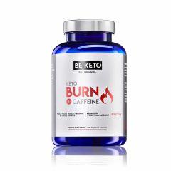 Be Keto | KETO Burn + Cafeïne | Koolhydraatarm dieet