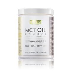 Be Keto | MCT Oil Powder | French Vanilla | Low Carb dieet