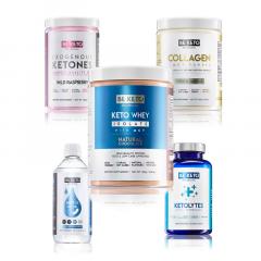 Be Keto | Keto Dieet Essentials | Voordeelpakket | Keto supplementen