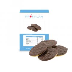 Eiwitrijke Biscuits Chocolade   Eiwitkoeken   Protiplan