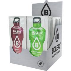 Bolero | Limonade | 79 smaken proefpakket | Sticks | Caloriearm | Dieetwebshop