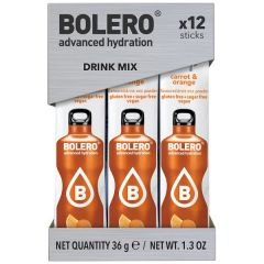 Bolero | Limonade | Carrot & Orange | Sticks | Glutenvrij | Dieetwebshop