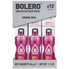 Bolero | Limonade | Guava | Sticks | Laag in Calorieën | Dieetwebshop