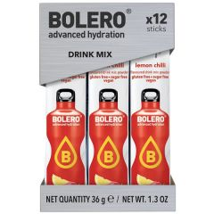 Bolero | Limonade | Lemon Chilli | Sticks | Suikervrij | Dieetwebshop