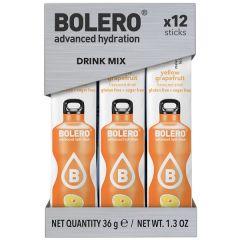 Bolero | Limonade | Gele Grapefruit | Sticks | Suikervrij | Dieetwebshop