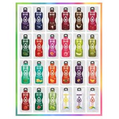 Bolero | Instant Limonade | Top 24 smaken pakket | Low Carb | Dieetwebshop.nl